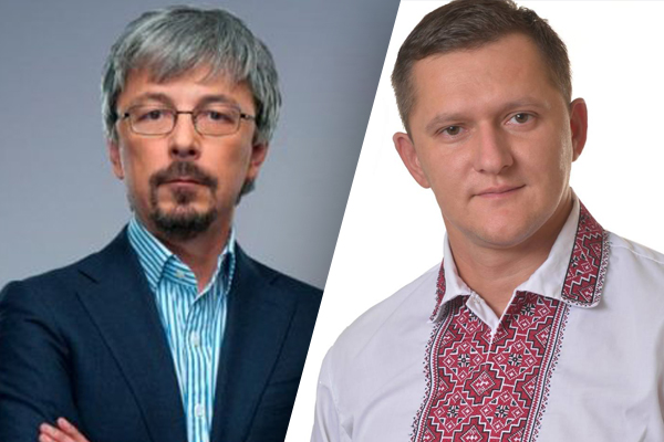 Візит міністра культури на Тернопільщину: більше питань, ніж вичерпних відповідей