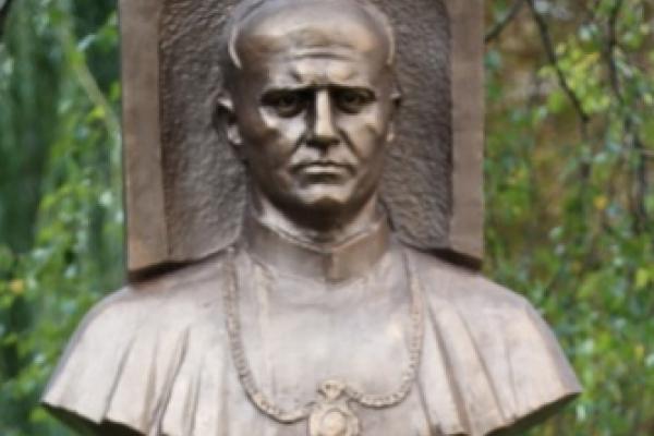 У Тернополі відкрили пам'ятник відомому духівнику та патріоту України