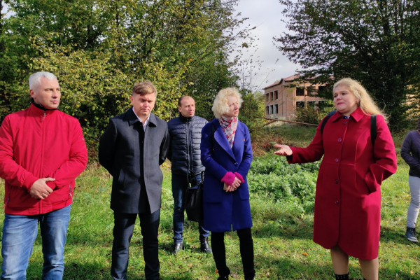 Ірина Яремчук: «Щоб добудувати школу в Кутківцях потрібна політична воля»