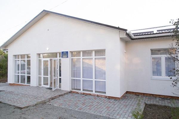 На Тернопільщині збудували нову амбулаторію