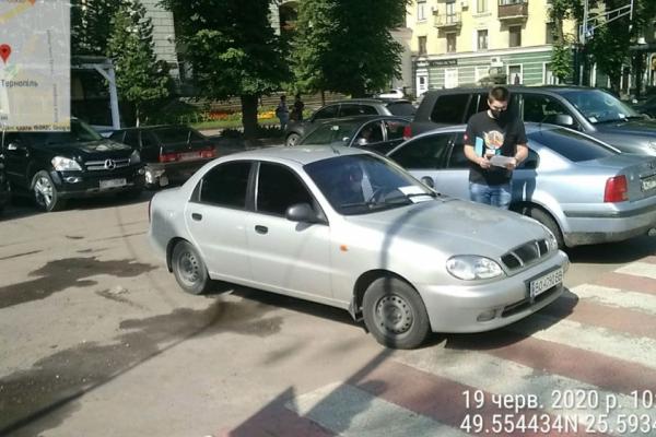У Тернополі виявили автомобілі «двійники»