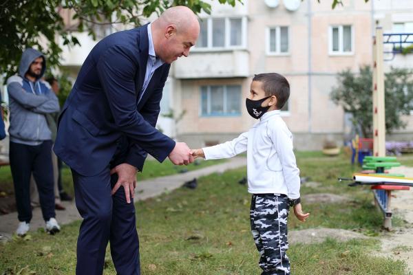 Тернополяни підтримали Сергія Надала довівши, що довіряють людям справи, а не популістам