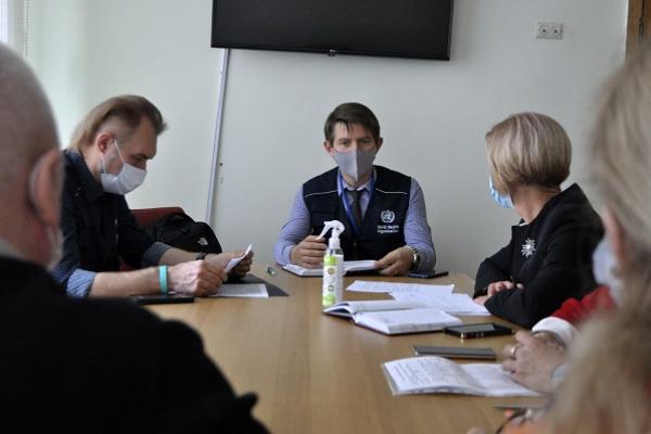 Тернопільщину відвідали представники Державного бюро ВООЗ