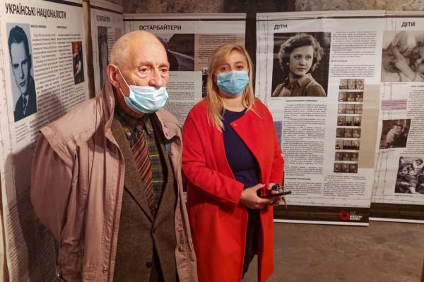 У Тернополі відкрили документальну виставку про нацистські концтабори