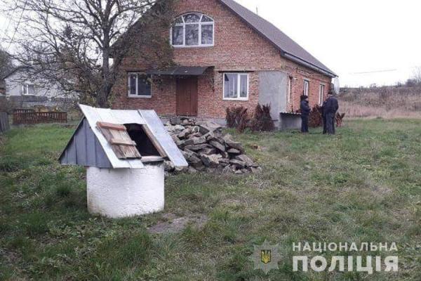 На Тернопільщині знайшли тіло пенсіонерки у криниці