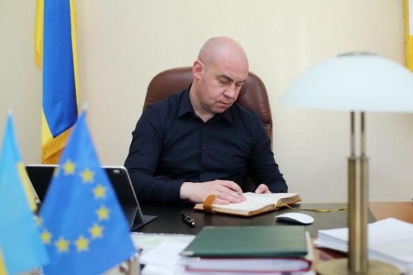 Сергій Надал знову став міським головою Тернополя з рекордним показником