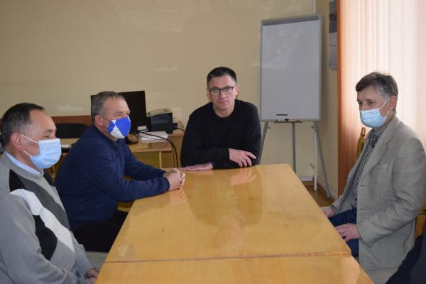У Регіональному офісі водних ресурсів у Тернопільській області змінився керівник