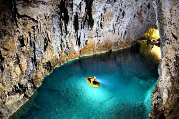 Оптимістична печера: справжня перлина Тернопільщини