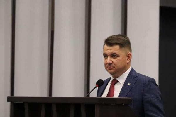 Голова Тернопільської облради пішов у відставку