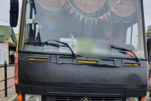 У Тернополі зупинили п'яного водія маршрутки