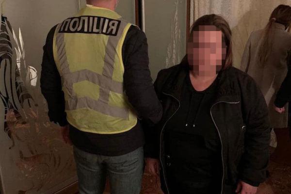 У столиці затримали одеситку, яка вербувала жінок для сексуальної експлуатації в Туреччині