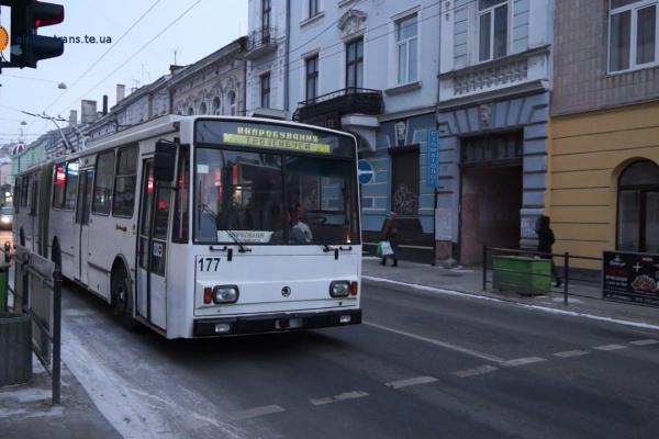 Міська рада виділить кошти на підтримку електротранспорту Тернополя