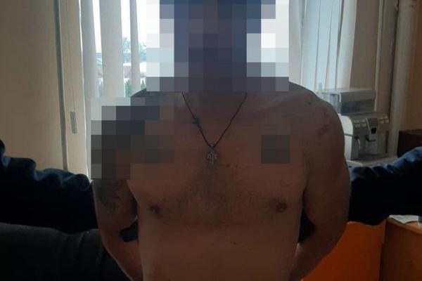 «Проник в офіс, щоб заховатися»: у Тернополя затримали мешканця Миколаєва