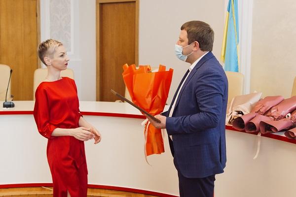 Володимир Труш відзначив кращих працівників радіо, телебачення та зв'язку