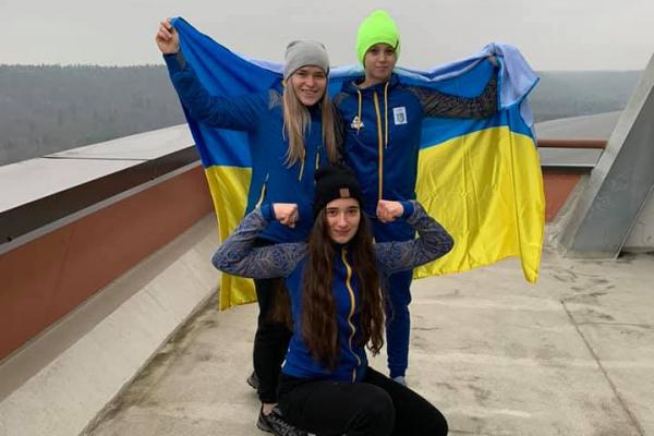 Спортсменки з Тернополя вибороли перемогу на чемпіонаті України із санного спорту