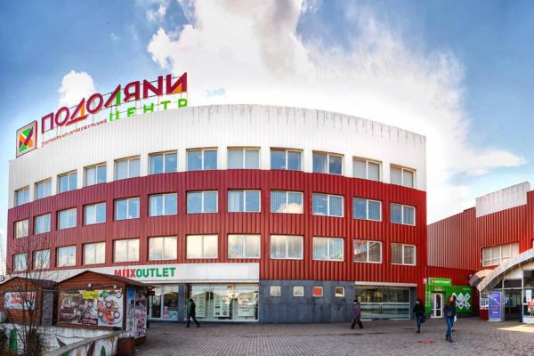ТРЦ Подоляни виграв престижну міжнародну нагороду European Property Awards 2020