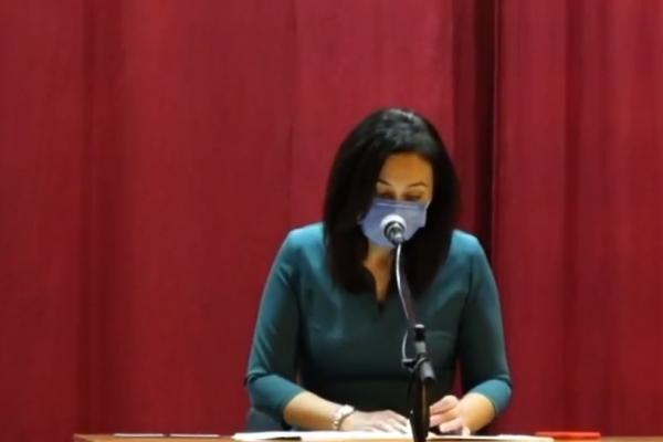 Перше засідання Тернопільської міської ради нового скликання (Наживо)