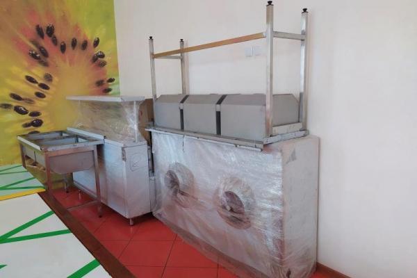 Сучасне обладнання для їдалень отримали НВК та школа №1 у Шумську