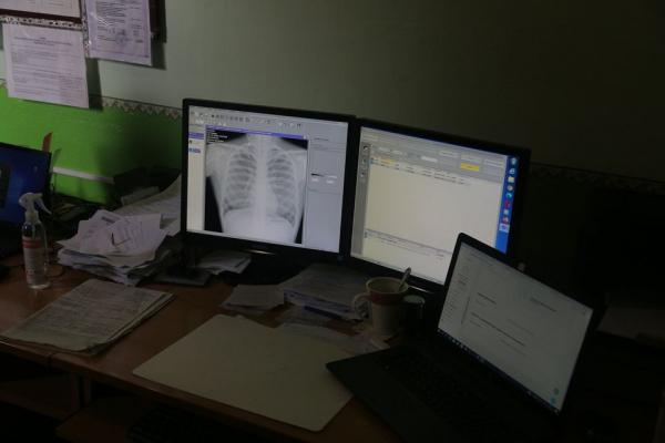 Тернопільщина: у Зборівській лікарні до 36 ліжок під'єднали кисень