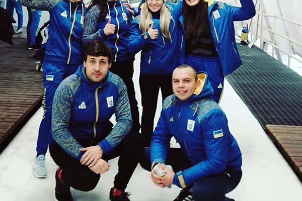 Спортсмени з Тернопільщини посіли призові місця на чемпіонаті України із санного спорту