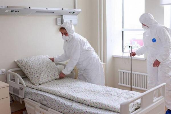 COVID-19 у Тернополі: Чи вистачає ліжок для хворих у лікарнях міста