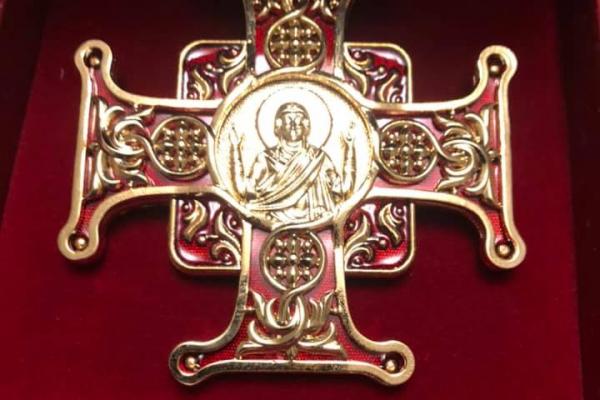 Михайло Апостол отримав нагороду Православної Церкви України
