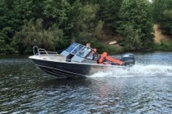 Акваторію Тернопільського ставу патрулюватимуть на моторному човні