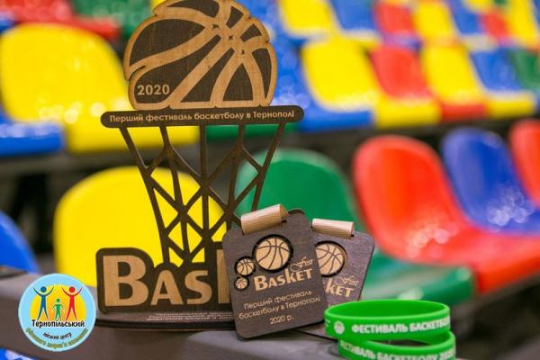 «Ternopil Basket Fest»: У Тернополі відбувся перший фестиваль баскетболу