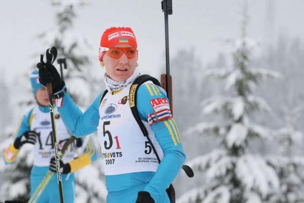 Біатлоністи з Тернополя стали найкращими під час контрольної гонки у Фінляндії