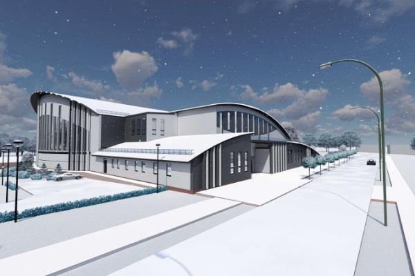 Тернопільщина: у Великих Гаях збудують «Центру активних видів спорту»