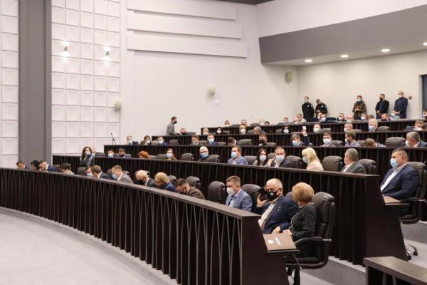 Єдиний кандидат - Михайло Головко: депутати обирають голову Тернопільської обласної ради