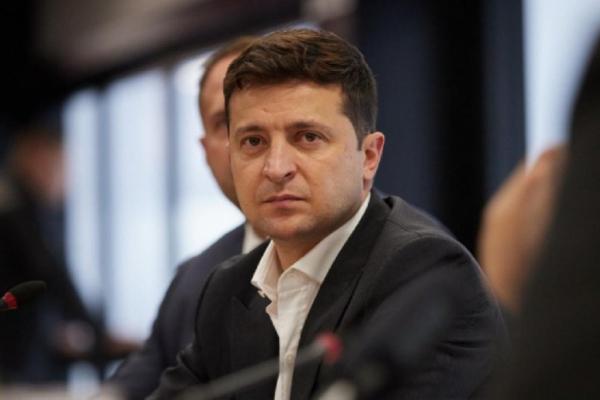 Зеленський вніс до Ради законопроєкт про відповідальність за брехню у деклараціях