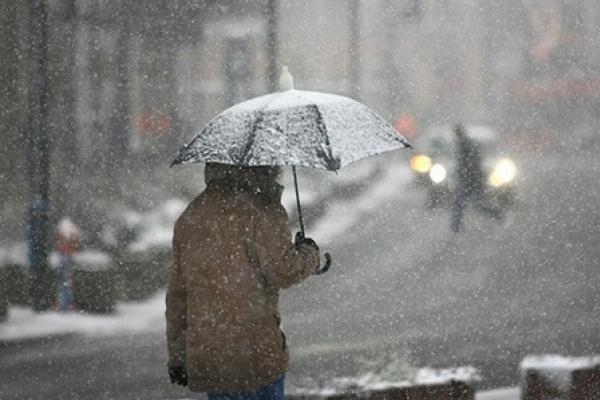 Тернополян попереджають про погіршення погоди