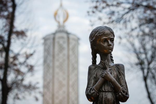 Мітинг-реквієм «Набат скорботи» з нагоди Дня пам'яті жертв голодоморів та політичних репресій в Україні