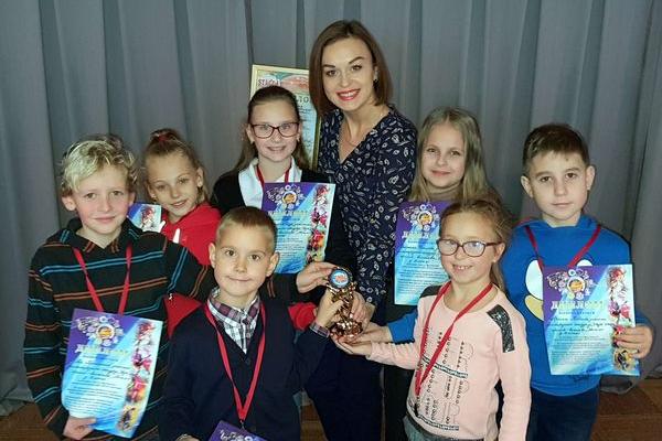 Переможцями міжнародного мистецького конкурсу стали юні актори тернопільського «ТРІУМФУ»