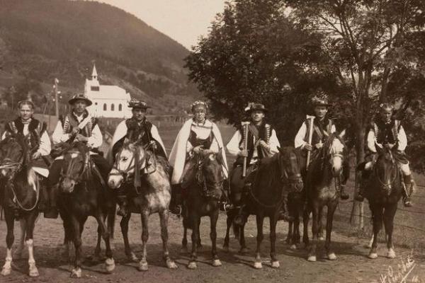 Унікальні світлини українців кінця ХІХ- початок ХХ століття опублікувала дослідниця з Волині