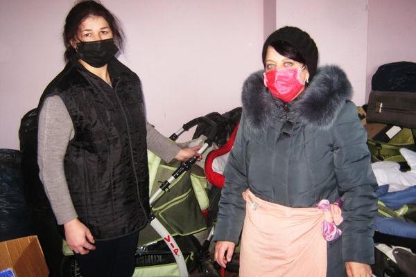 У волонтерів з Теребовлі, що на Тернопільщині, від відмов влади вже почалася алергія