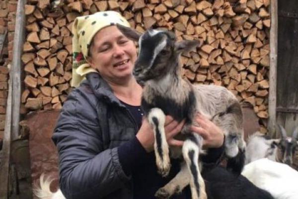 Я і мої кози: Як сільська блогерка з Тернопільщини здобула мегапопулярність в інтернеті