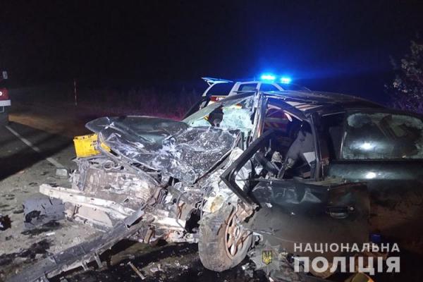 ДТП на Тернопільщині: 26-річний водій загинув на місці