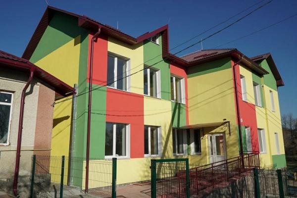 На Тернопільщині збудували дитсадок більше ніж за 11 мільйонів
