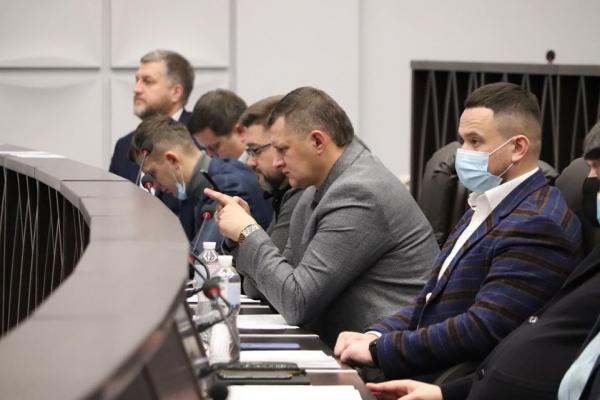 Депутати Тернопільської обласної ради обрали голів комісій