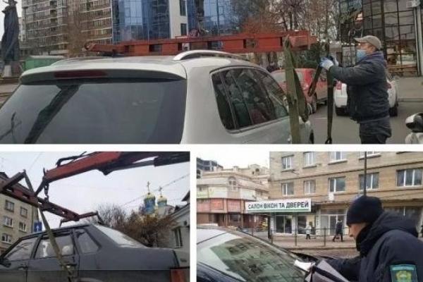 У Тернополі інспектори з паркування винесли 3614 адміністративних постанов