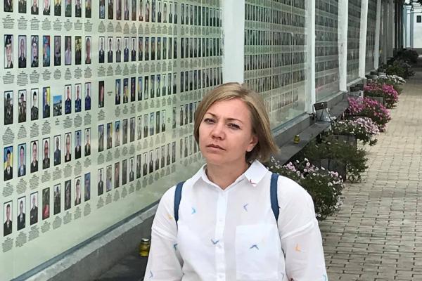 Волонтерка Христина Феціца - людина, з якою стає більшою любов до життя