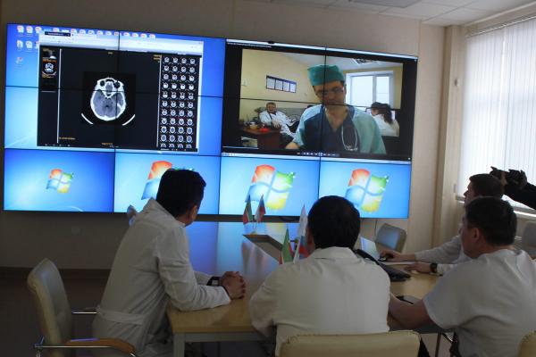 Університетська лікарня отримає обладнання для телемедицини за 5,2 млн грн