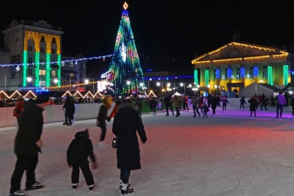 У Тернополі запрацює «Файне зимове містечко 2021»