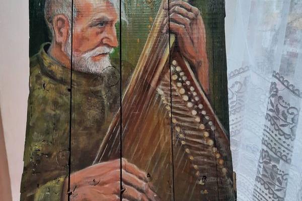 «Фронтові замальовки»: у Тернополі відкрито виставку особливих картин