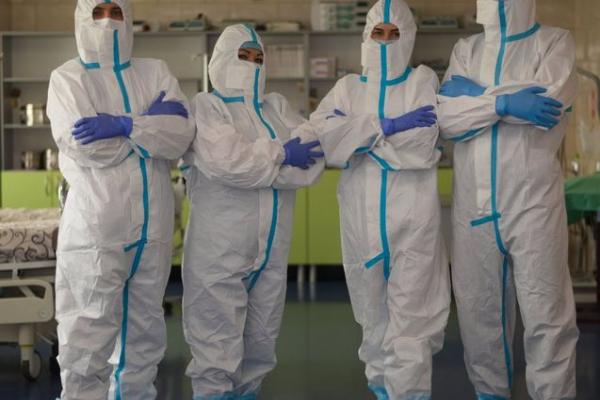 COVID-19: у Тернопільській університетській лікарні готують до відкриття новий корпус