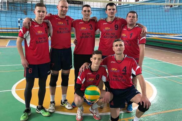 Бережанські волейболісти виграли Кубок Тернопільщини