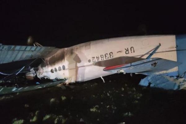 На Тернопільщині продовжують встановлювати причини авіакатастрофи