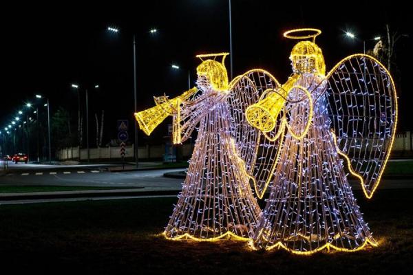 У Тернополі стартував конкурс «Феєрія новорічного міста»